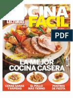 Cocina Facil Lecturas - Mayo 2016