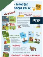 Cartaz_Protecção Civil_Criancas
