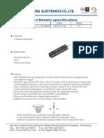 Datasheet sw18010P