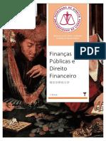 INACABADA Finanças públicas