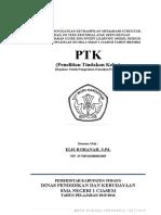 Ptk Bahasa Indonesia x Elis 20142015