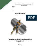 MI MESD Pipe Standards Rev 0