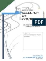 Proyecto Selector