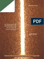Libro La Eval en Educacion Zulma Perassi