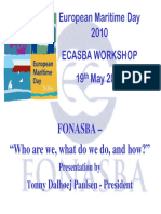 Emd Introduction to Fonasba Tdp