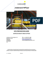 Lindstrand Technologies HiFlyer Site Preparation Guide