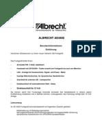 Albrecht AE4400