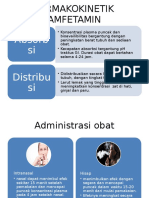 FARMAKOKINETIK AMFETAMIN