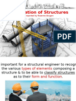 Classification of Structures