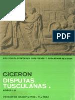 Ciceron Marco Tulio - Disputas Tusculanas.pdf