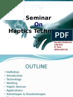 130563880 Shash Haptic Technology