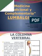 LUMBALGIA MECANICA - limpio.pptx