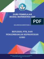 Modul J Guru Pembelajar Matematika SMP.pdf