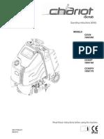 Windsor PartsList Chariot IScrub 24