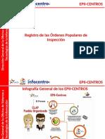 Pantallas Secuenciales EPII-CENTROS
