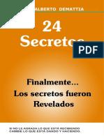 24 Secretos - 2009