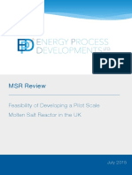 EPD MSR Review Feasibility Study July 2015 1.02
