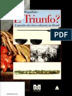 MAGALHAES, Aloisio - Triunfo (Sumario)