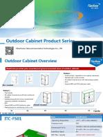 Outdoor Cabinet Series