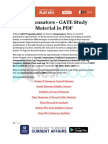 Compensators - GATE Study Material in PDF