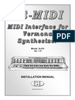 KIT MIDI 843410 Instal En