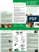 Gestion Ambiental de Aceites y Frituras Usados