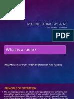 Marine Radar Navigation