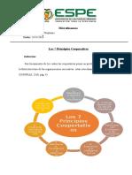 7 PRINCIPIOS de cooperativas