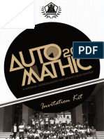 AutoMATHic Invitation Kit