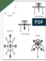 Vistas Drone - QuadriHelice