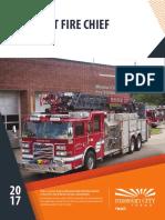 2016 Assistant Fire Chief Recruitment Brochure
