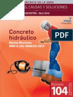 concreto hidraulico