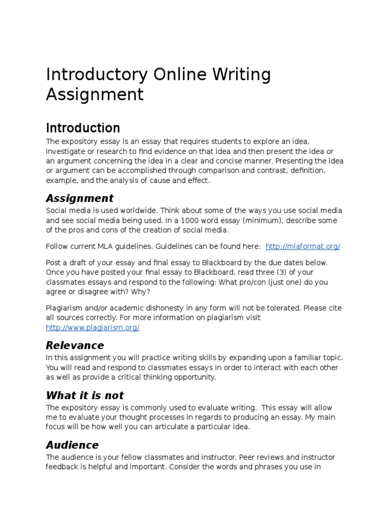 janelle cofey writing assignment essays social media