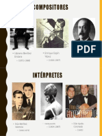 Compositores yaravi