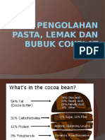 Pengembangan Coklat