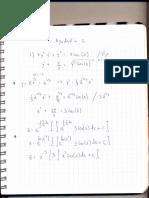 Ayudantía 2, Bernoulli y Ricatti