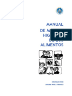 Manual Ali Mentos