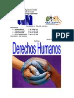 Lista Upel Diplomado Clase Derechos Humanos