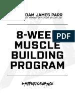 AJP+8-Week+Muscle+Building+Program