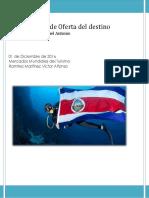 Ficha Técnica Parque Nacional Manuel Antonio Oferta y Observaciones