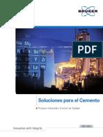 Cement Brochure Español