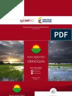 2016-09-20 Plan Maestro de La Orinoquía