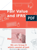 Fair Value and Ifrs