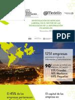 Investigación Mercado Laboral TI Medellín