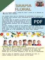 Descripción de Las 38 Flores de Bach Para Niños