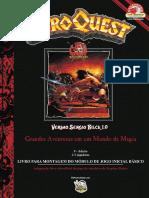 Hero Quest - Módulo Básico