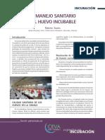 3980 El Manejo Sanitario Del Huevo Incubable