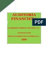 240874794 Caso Practico de Auditoria Financiera