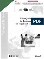 TB24-WaterQualityTreatmentofPaperandTextiles
