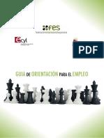 Guia de Orientación Para El Empleo 2015 Fes v1